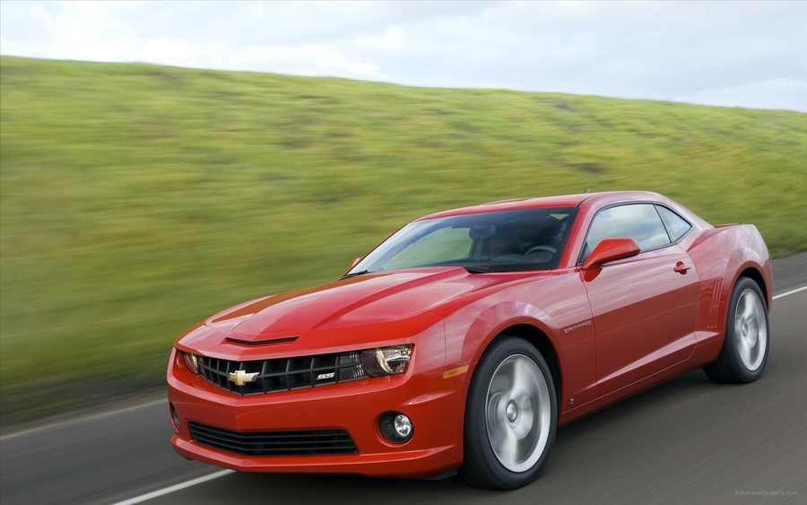 2010 Chevrolet Camaro Ss Wallpaper