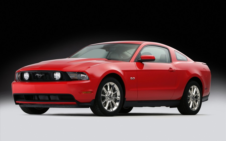 2011 Ford Mustang Gt 5l
