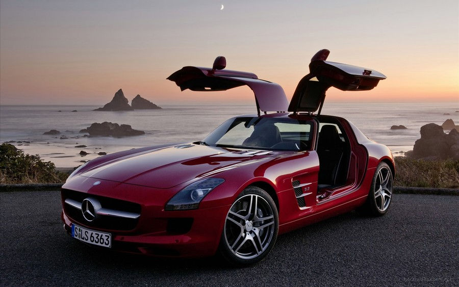 2011 Mercedes Benz Sls Amg Wallpaper