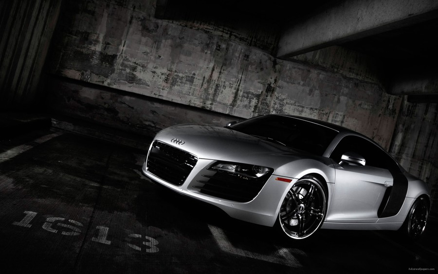 Audi R8 Desktop Wallpapers