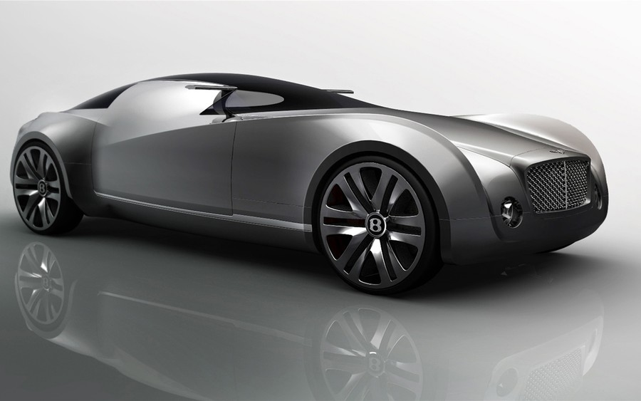 Bentley Future International Design Stars Wallpaper