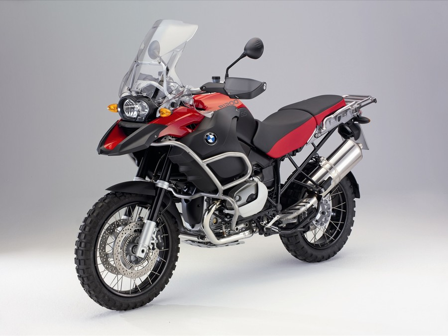 Bmw R 1200 Gs Red