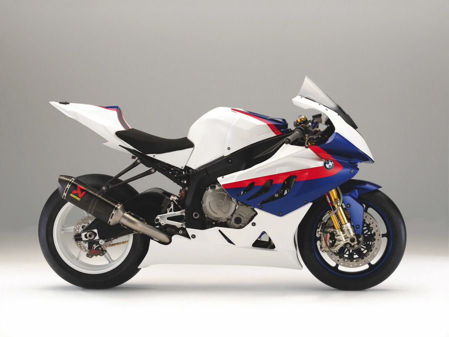 Bmw S 1000 Rr Race Bike