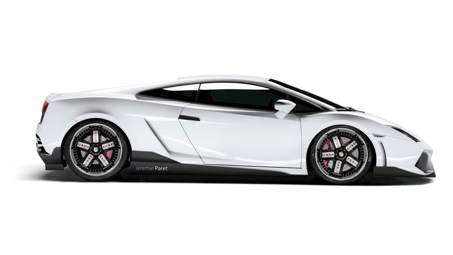 Lamborghini Gallardo Lp560 Wallpaper