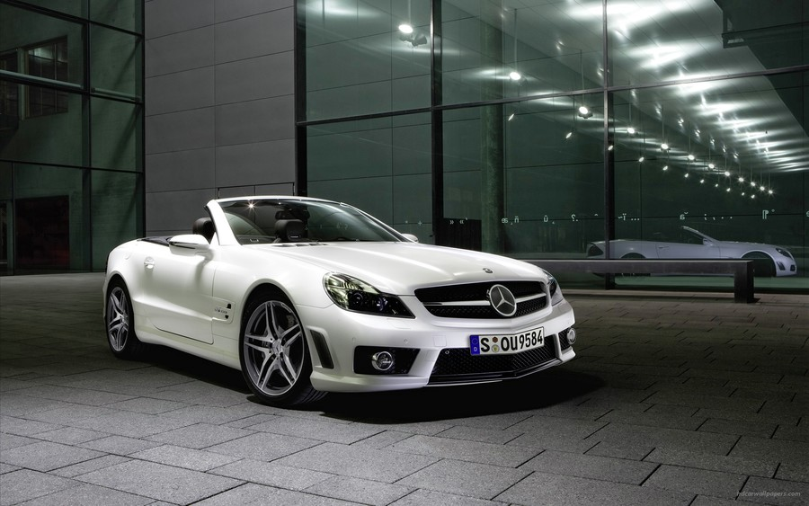 Mercedes Benz Sl63 Amg Convertible