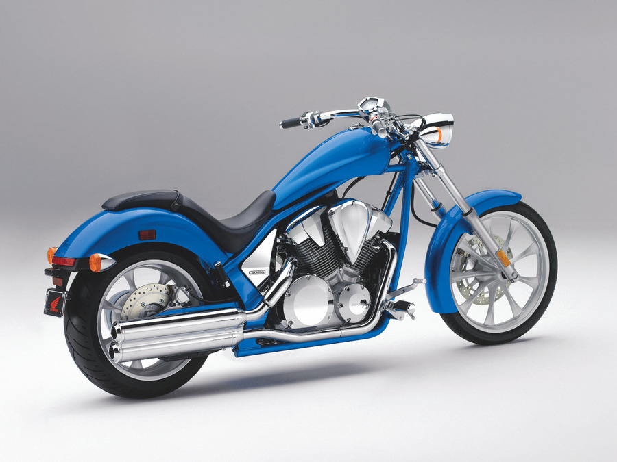 The 2010 Honda Fury Chopper