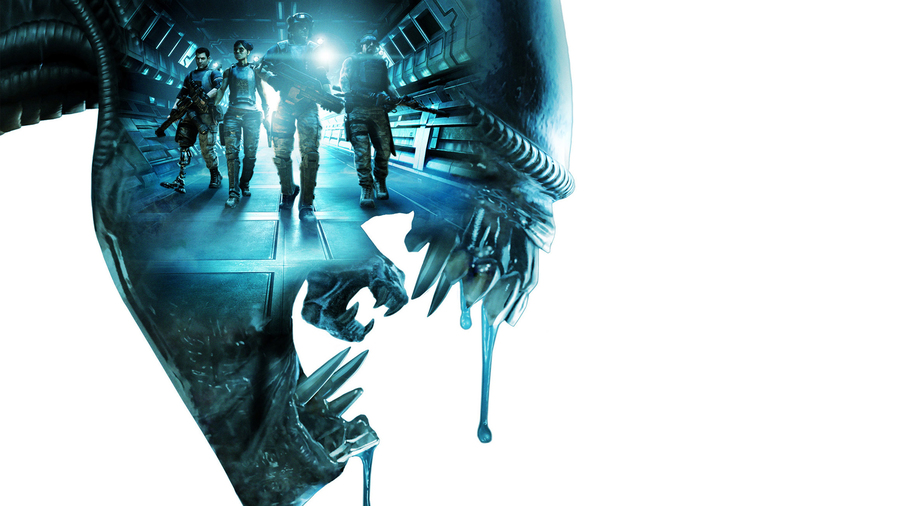 2013 Aliens Colonial Marines Game