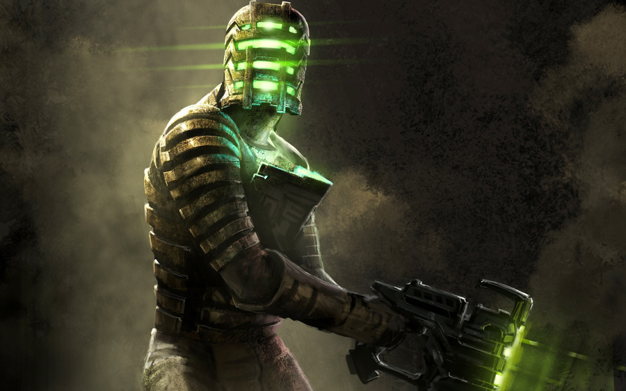 Dead Space Art Work