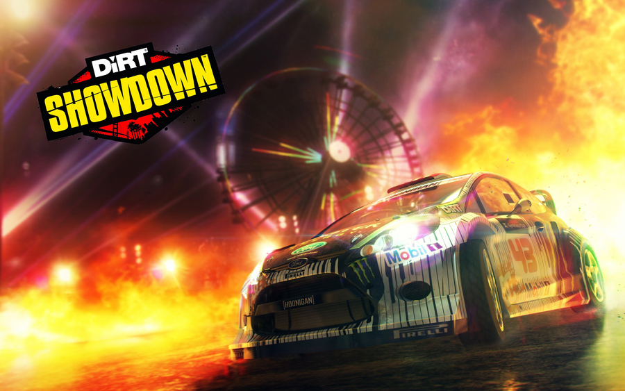 Dirt Showdown Demolition Derby