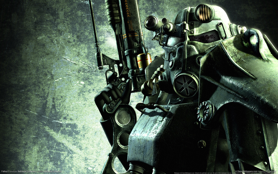 Fallout 3 New Game