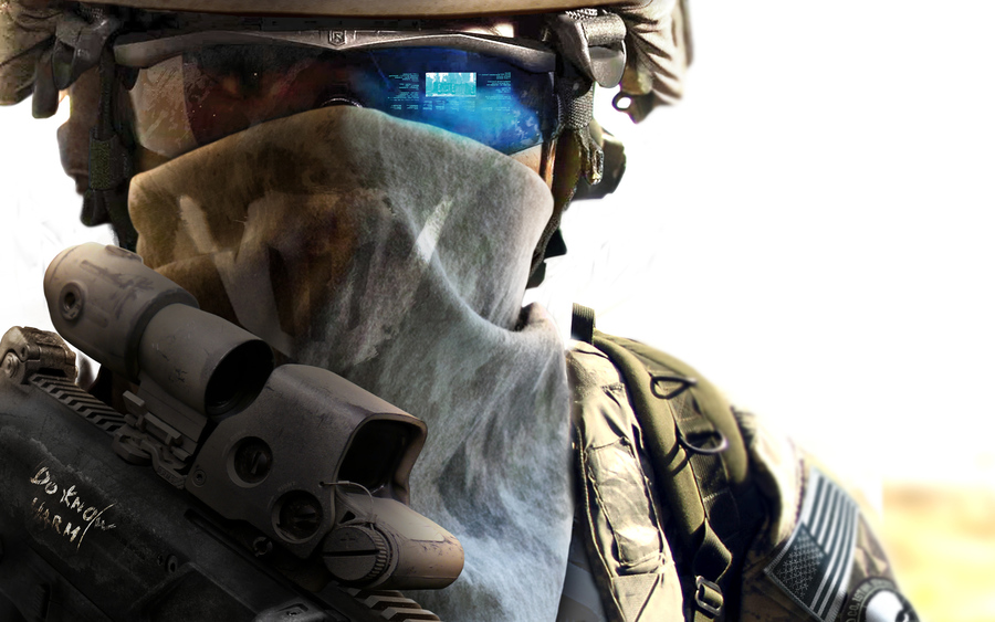 Ghost Recon Future Soldier Wallpaper
