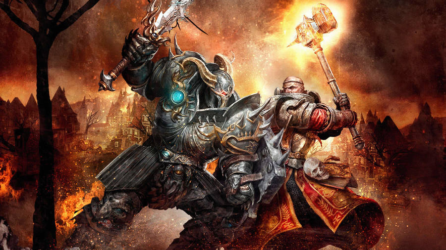 Hellgate London Game Wallpaper