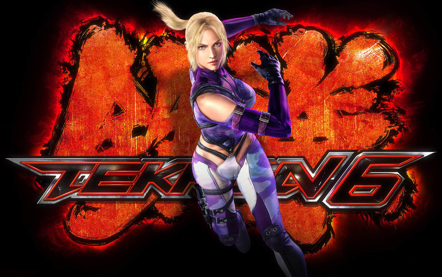Nina Williams In Tekken