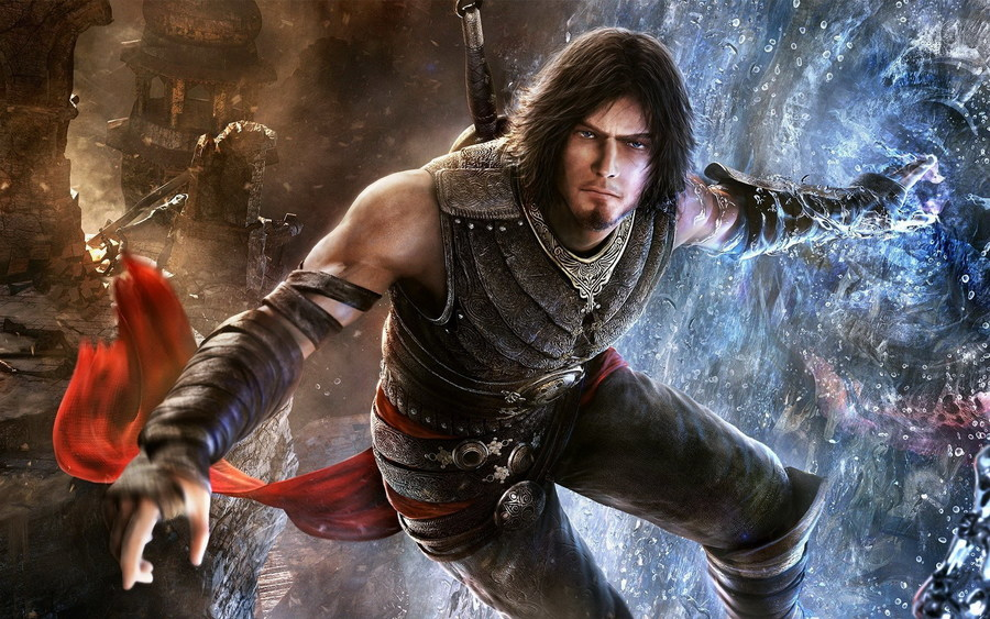 Prince Of Persia Forgotten Sands Game