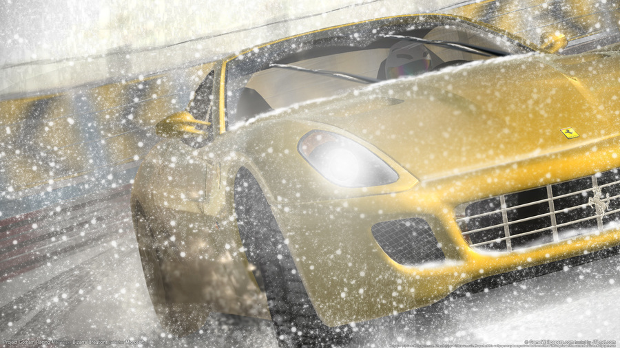 Project Gotham Racing Game