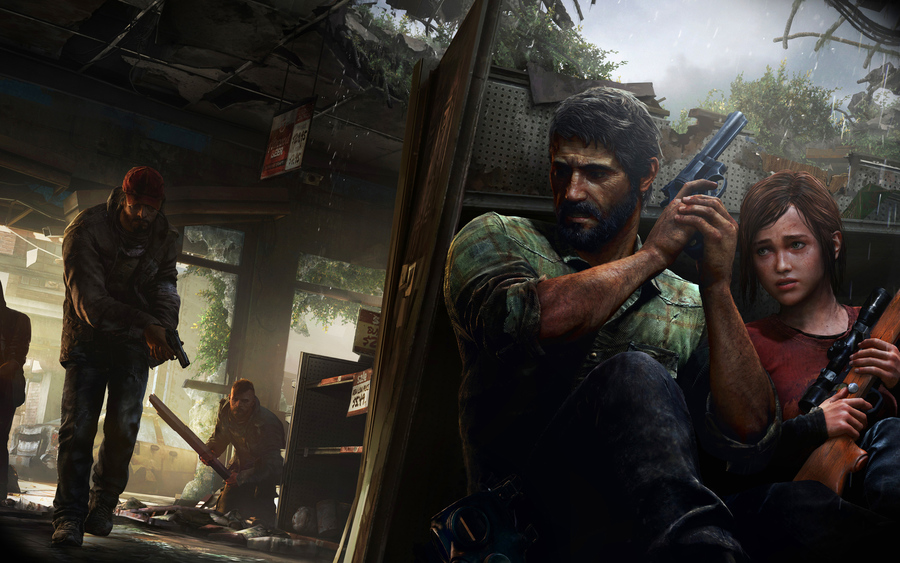 The Last Of Us 2013 Game