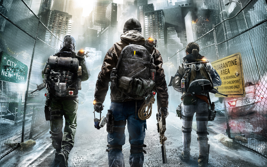 Tom Clancys The Division 2015 Game