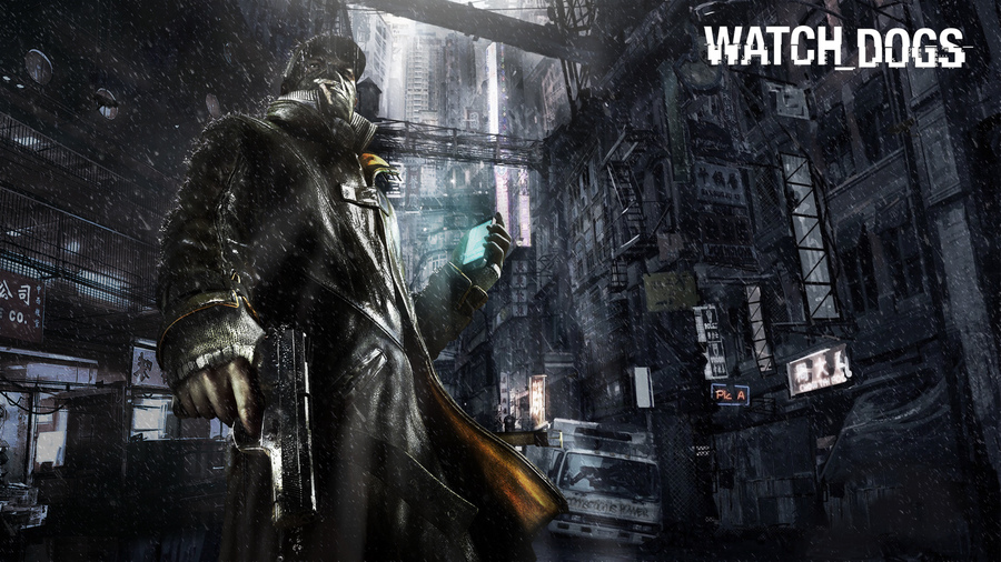 Watch Dogs Game Wallpaper