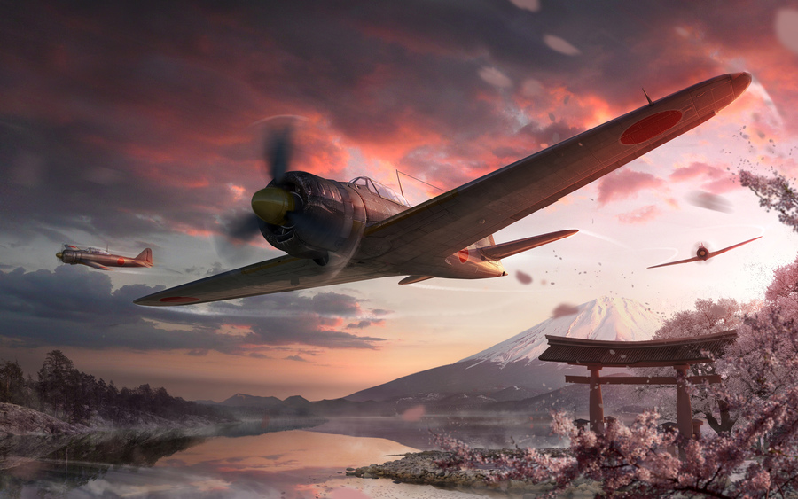 World Of Warplanes Online Game
