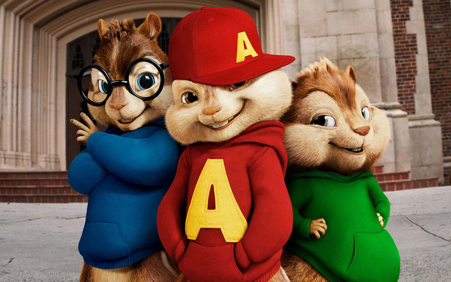 2010 Alvin And The Chipmunks Squeakquel