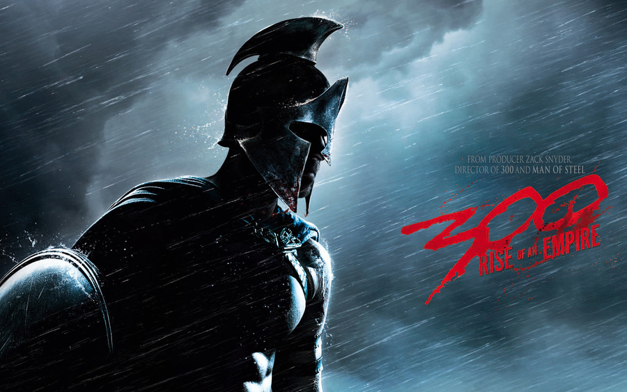 300 Rise Of An Empire Movie Wallpaper