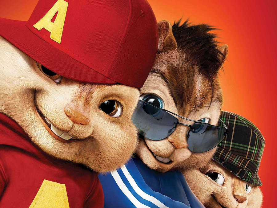 Alvin And The Chipmunks Squeakquel Poster