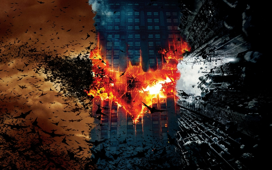 Batman Dark Knight Trilogy