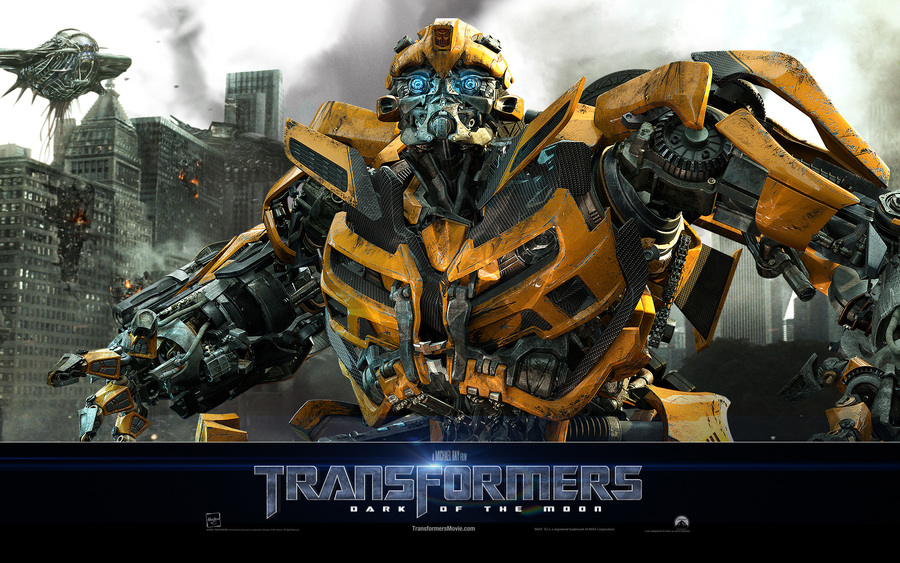 Bumblebee Transformers Dark Of The Moon