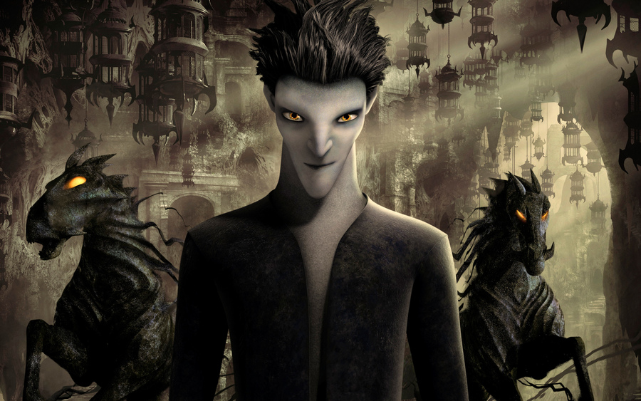 Dreamworks Animation Rise Of The Guardians