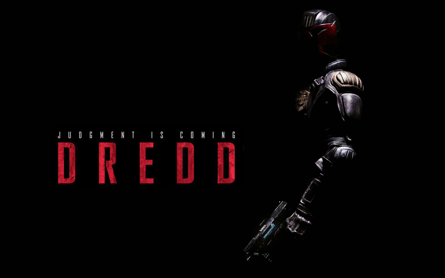 Dredd 2012 Movie