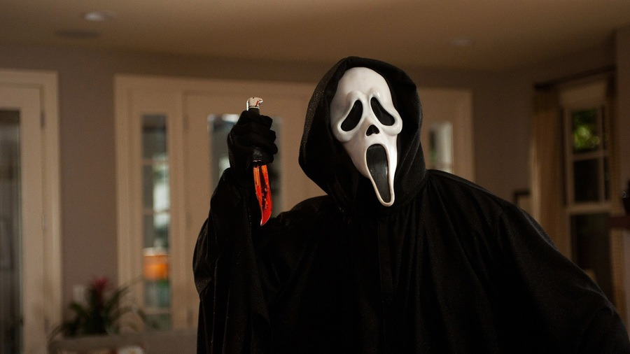 Ghostface In Scream