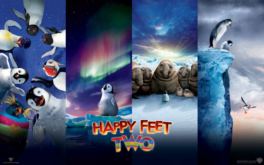 Happy Feet Two Movie
