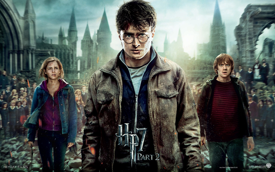 Harry Potter And The Deathly Hallows Part Wallpaper