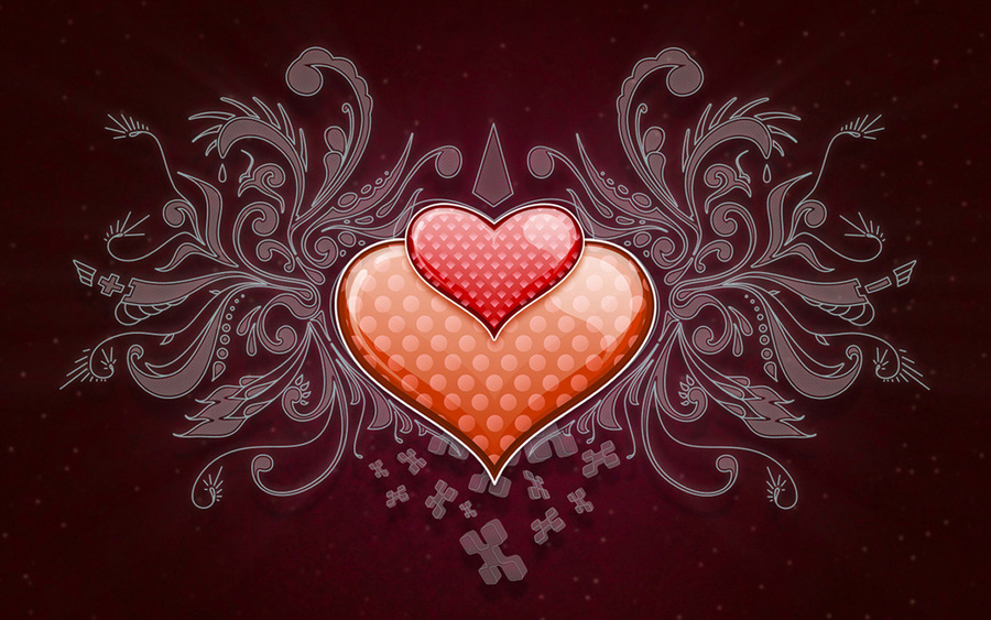 Heart Love Vector