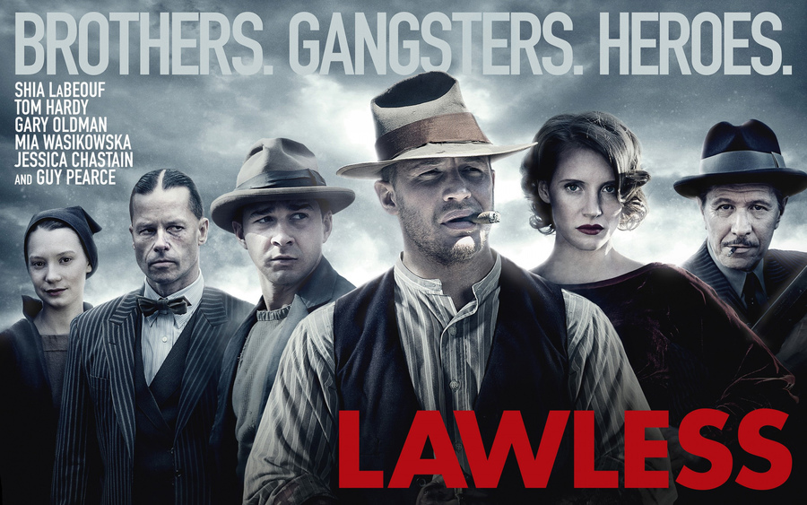 Lawless Movie