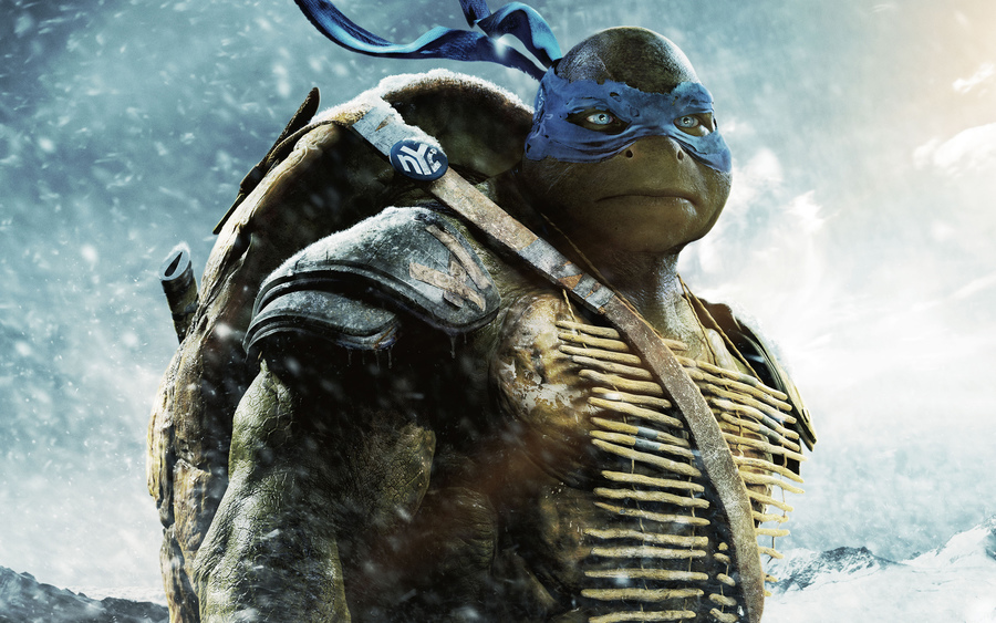 Leo In Teenage Mutant Ninja Turtles