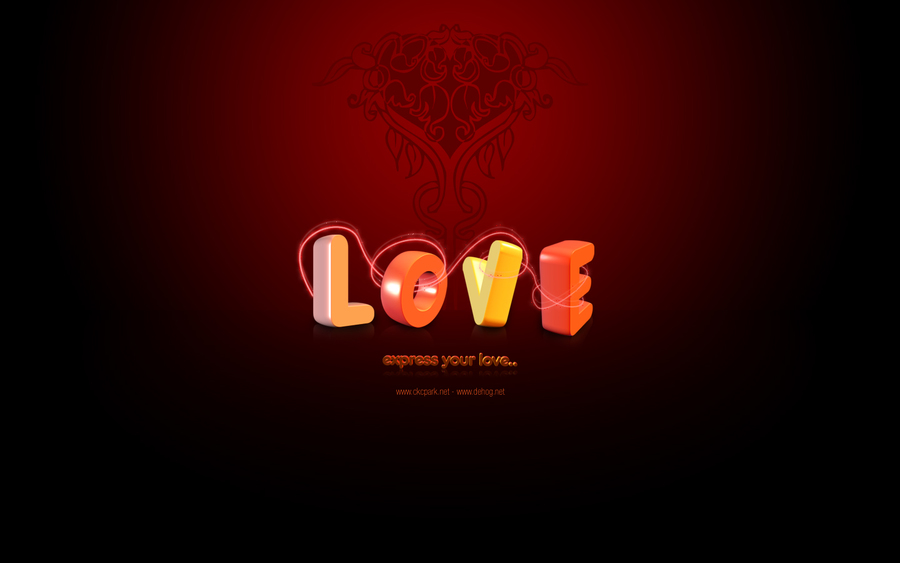 Love High Definition Wallpaper