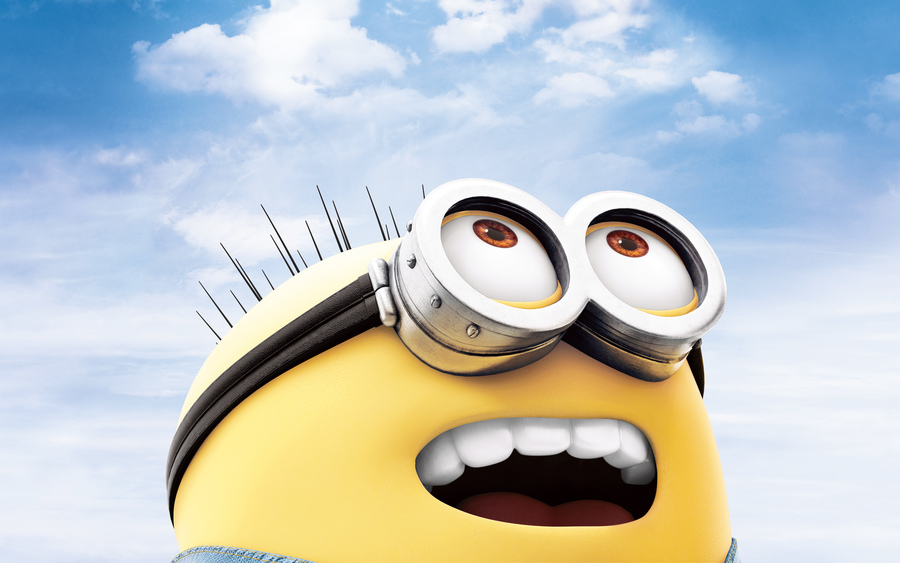Minion In Despicable Me