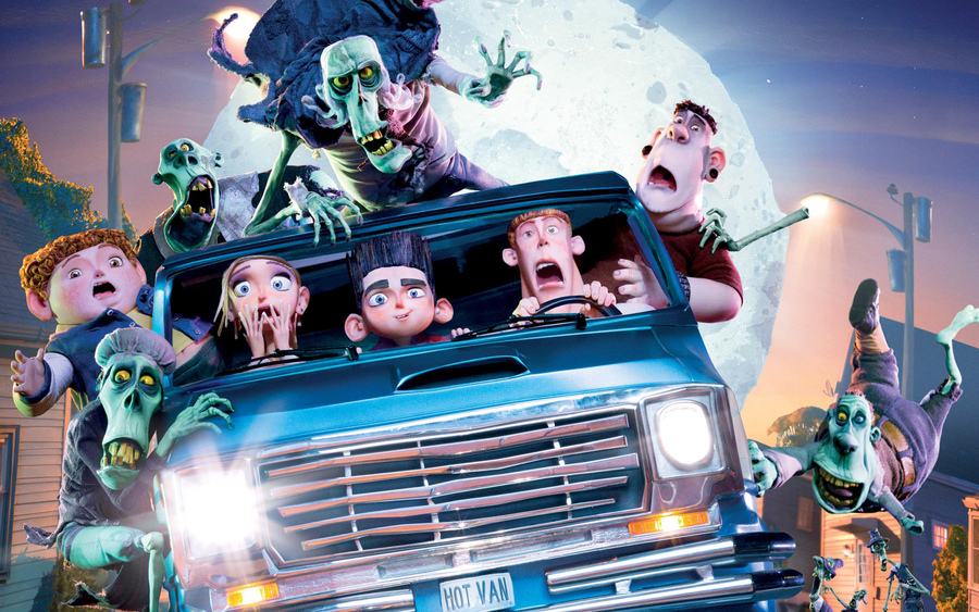 Paranorman Comedy Horror Movie