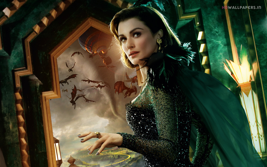 Rachel Weisz Oz The Great And Powerful