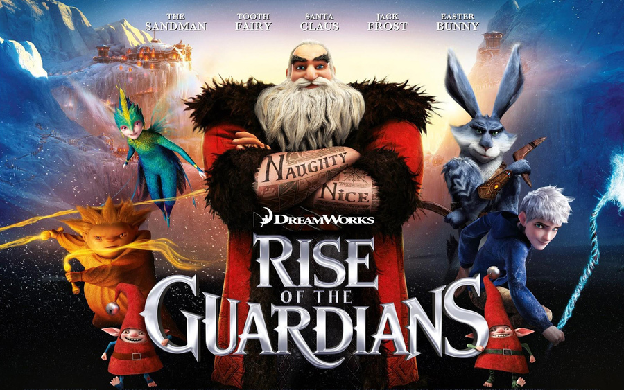 Rise Of The Guardians 2012 Movie