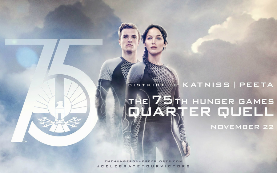 The 75th Hunger Games Quarter Quell District