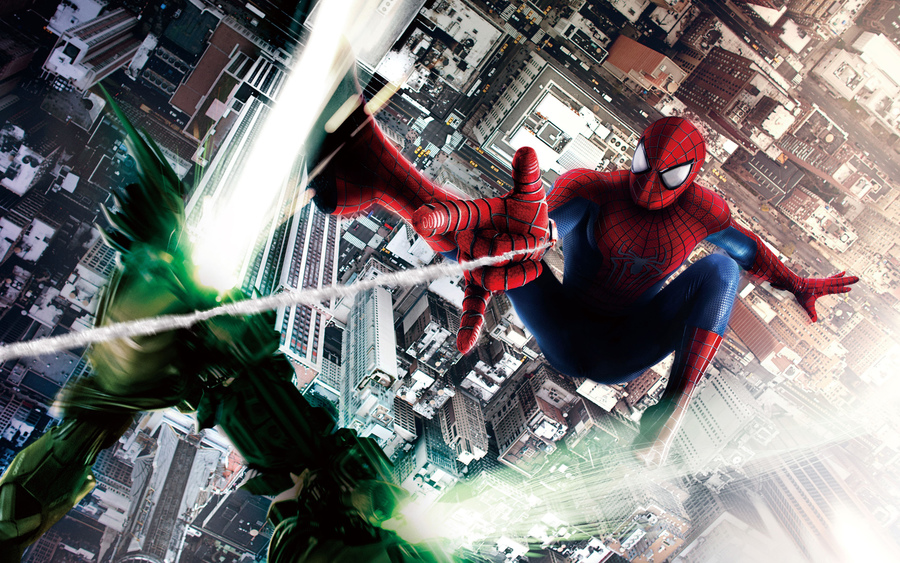 The Amazing Spider Man 2 Imax