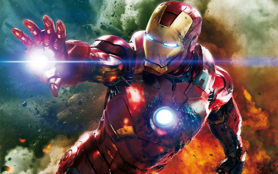 The Avengers Iron Man