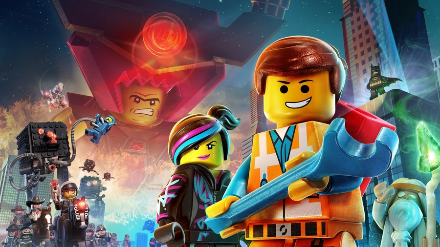 The Lego Movie 2014 Movie