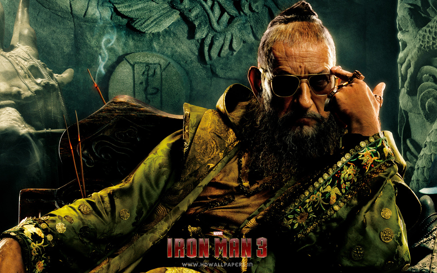 The Mandarin In Iron Man