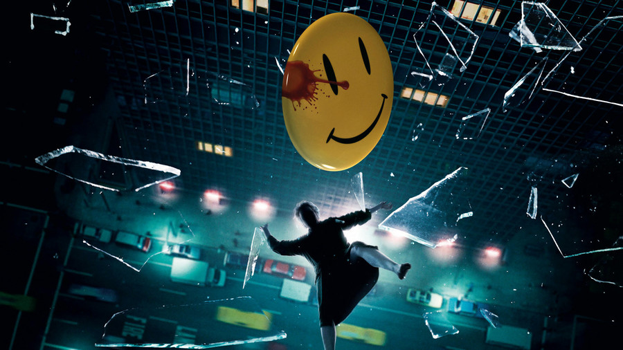 Watchmen Movie Scene