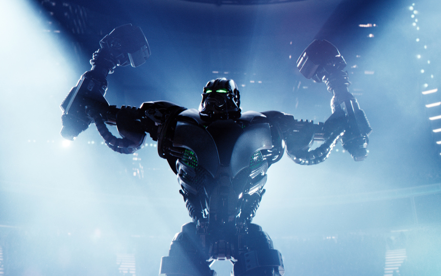 Zeus In Real Steel