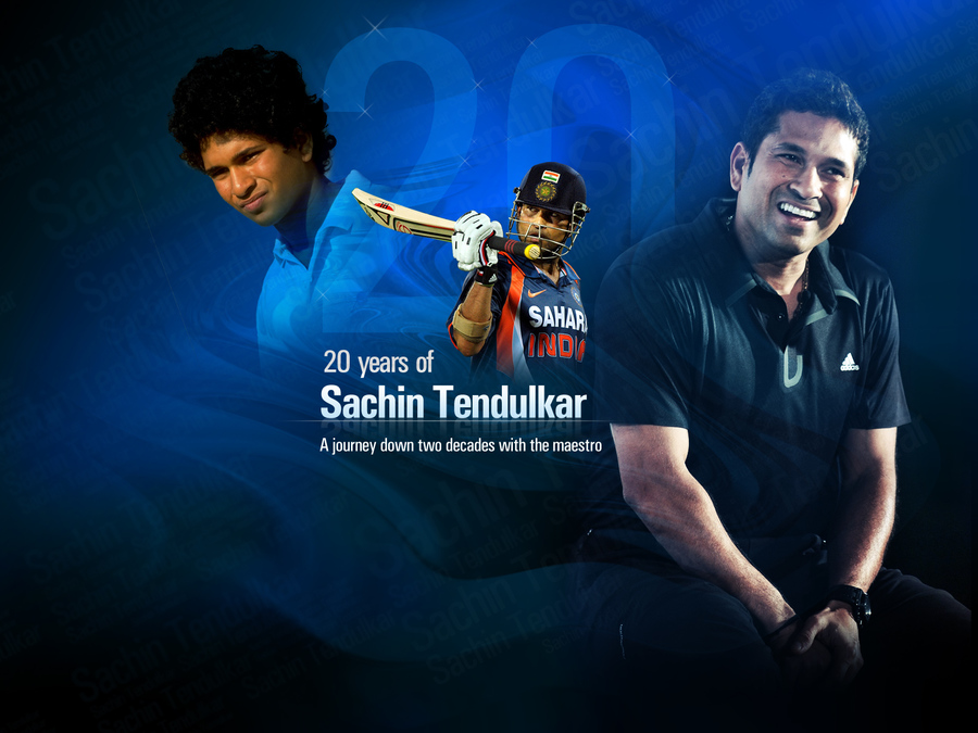20 Years Of Sachin Tendulkar