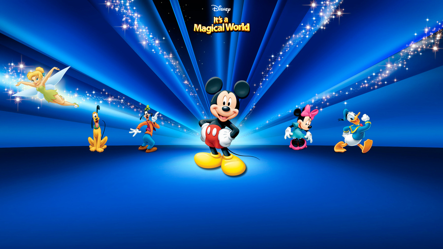 Disney Mickey Mouse World